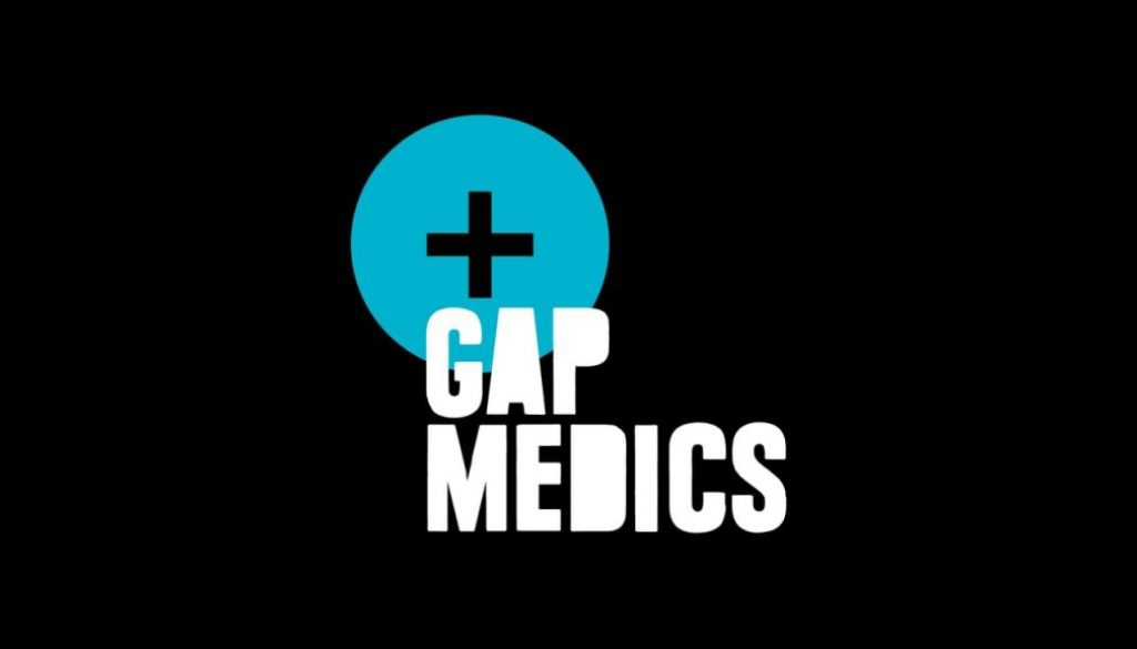 Gap Medics Animated Logo Design