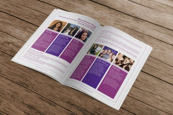 Manchester School For Girls Brochure