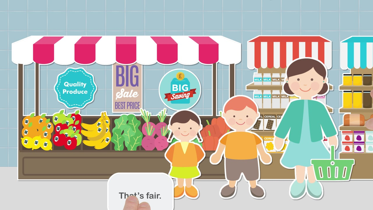 SCOTTISH FAIR TRADE FORUM NURSERIES | FREDDY & FLORAS QUEST FOR FAIRNESS ANIMATION